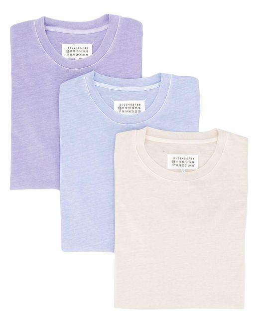 メンズ Maison Margiela Tシャツ セット Multicolor