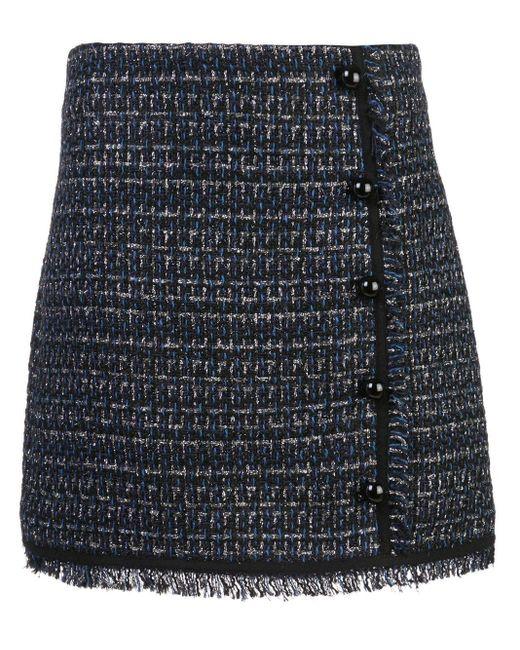 Veronica Beard Mirabelle ツイードスカート Multicolor
