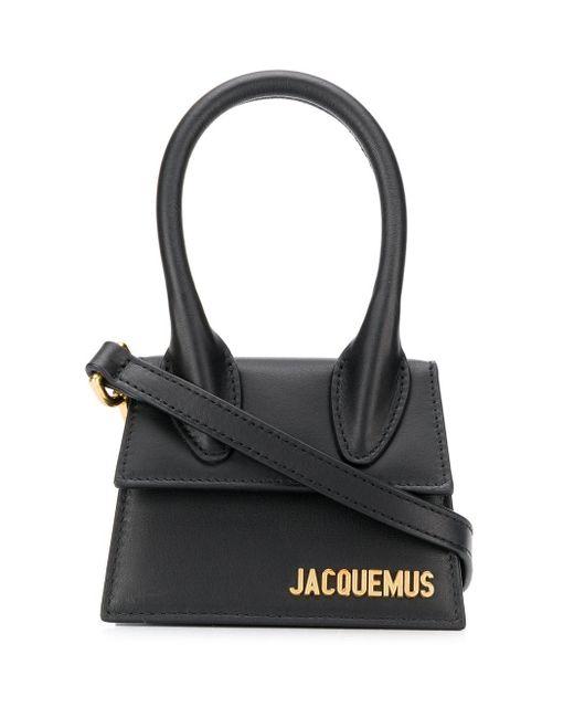 Jacquemus ブラック Le Chiquito クラッチ Black
