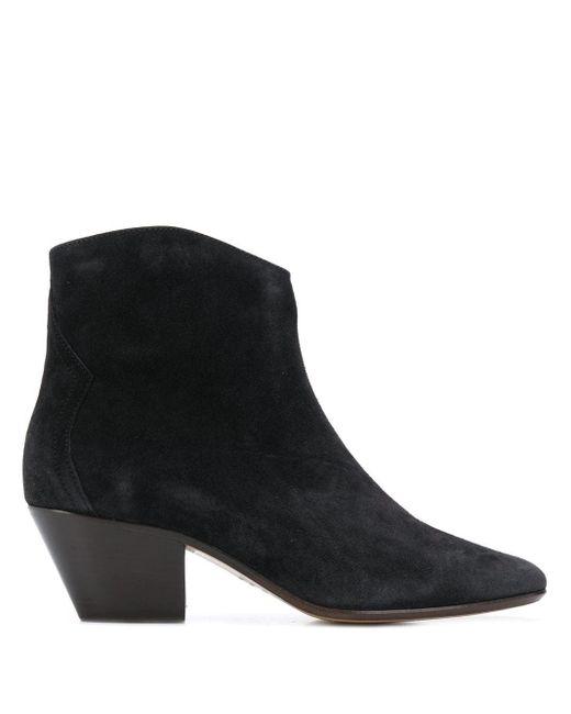 Isabel Marant ブラック Dacken ブーツ Black