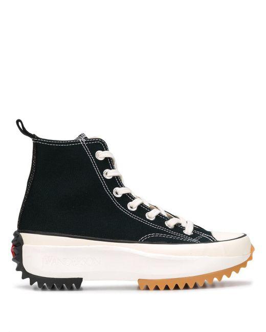 Кроссовки Run Star Hike Converse, цвет: Black