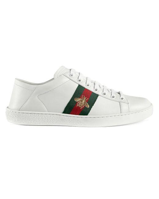 Gucci エース スニーカー White