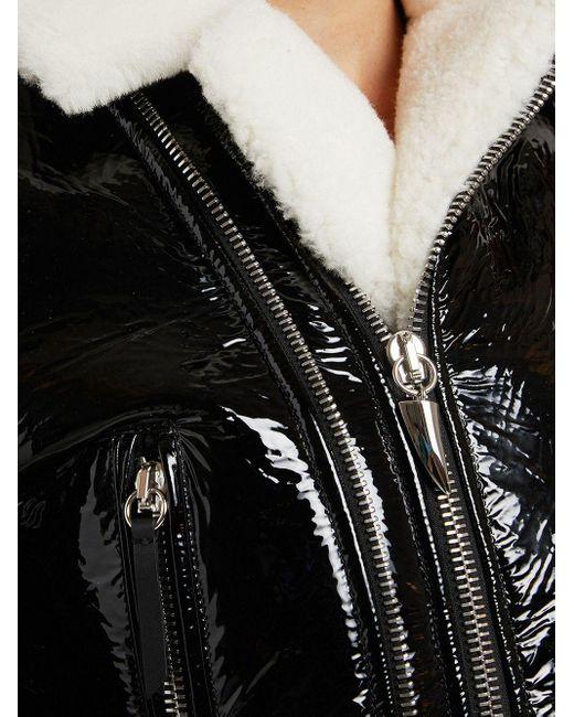 Giuseppe Zanotti ライダースジャケット Black