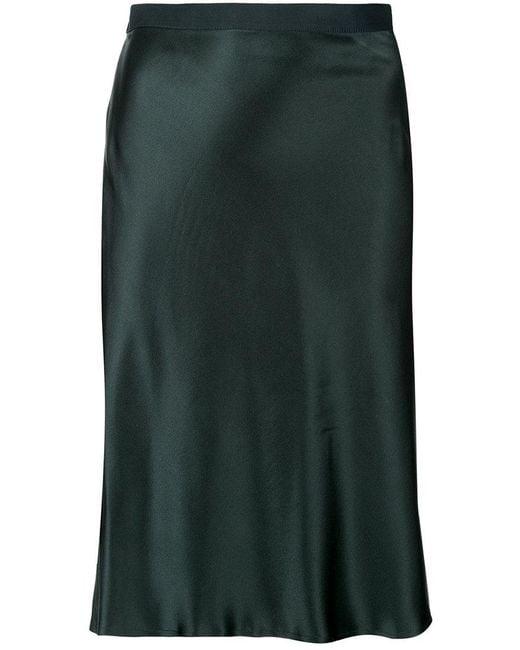 Nili Lotan - Green Lillie Skirt - Lyst