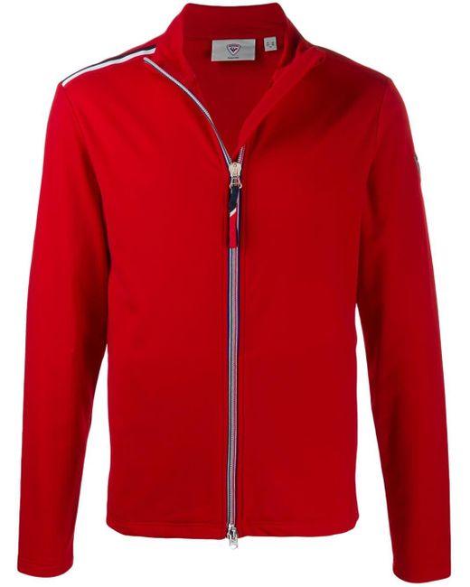 メンズ Rossignol Palmares ジップジャケット Red