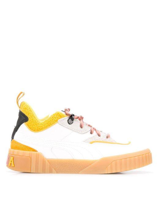 separation shoes 461a0 2f046 Women's Sue Tsai Cali Bright White Trainers