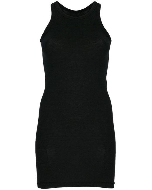 Rick Owens Drkshdw | Black Slim-fit Vest Top | Lyst
