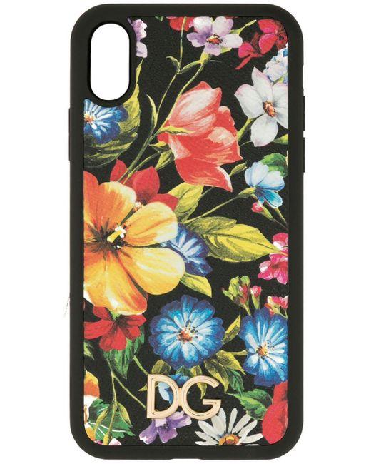 Dolce & Gabbana Multicolor Floral Iphone Xr Case
