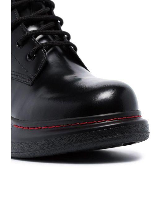 Ботинки На Платформе Alexander McQueen, цвет: Black