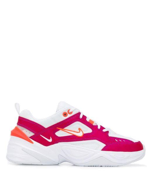 Nike White M2k Tekno Sneakers