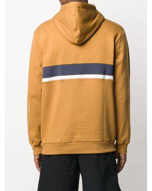 メンズ Adidas Samstag ロゴ パーカー Yellow