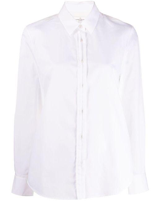 Camisa casual Golden Goose Deluxe Brand de color White