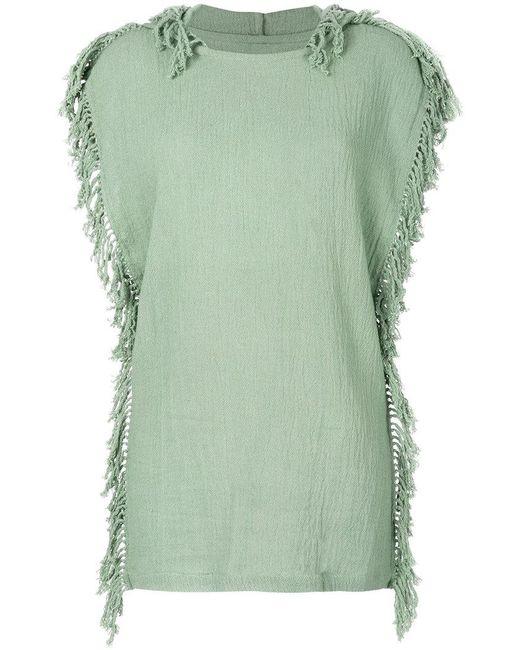 Caravana - Green Kii Knitted Dress - Lyst