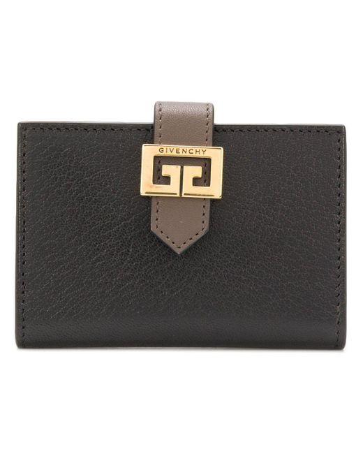 Givenchy Gv3 二つ折り財布 Black
