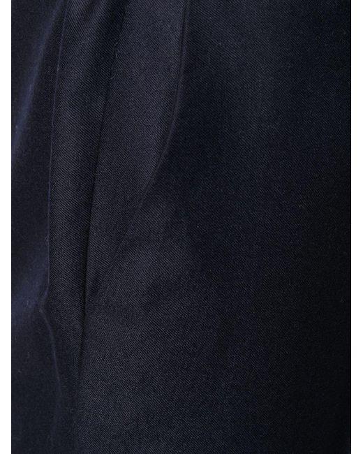 KENZO ストレートパンツ Blue