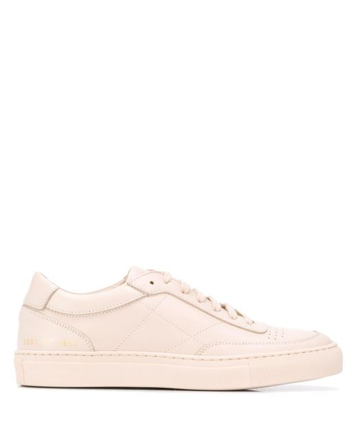 Common Projects レースアップ スニーカー Pink