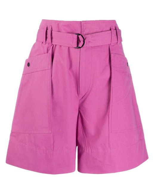 Étoile Isabel Marant Zayna ショートパンツ Pink