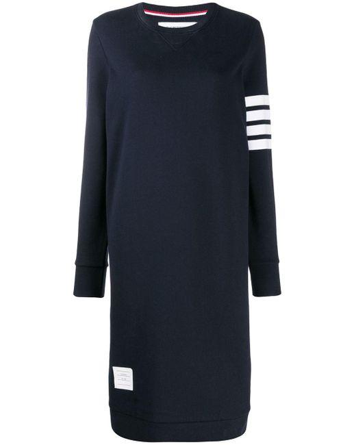 Thom Browne 4bar ドレス Blue