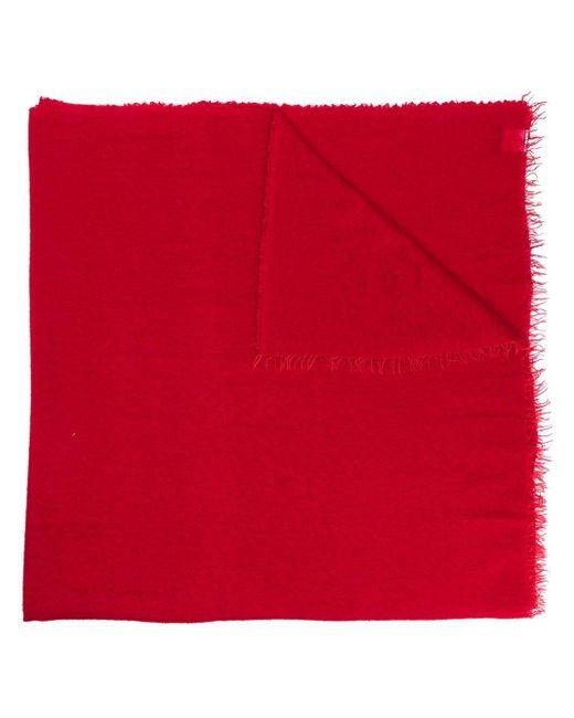 Faliero Sarti Lula スカーフ Red