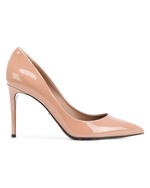 Dolce & Gabbana - Pink Scarpe Pump 'kate' - Lyst