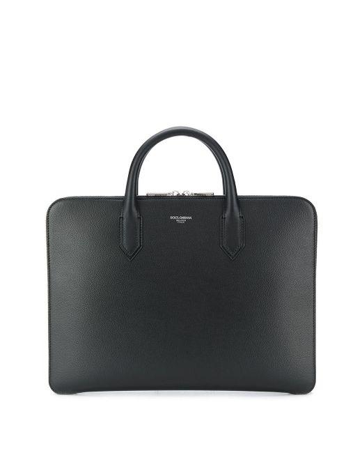 Сумка Для Ноутбука Dolce & Gabbana для него, цвет: Black