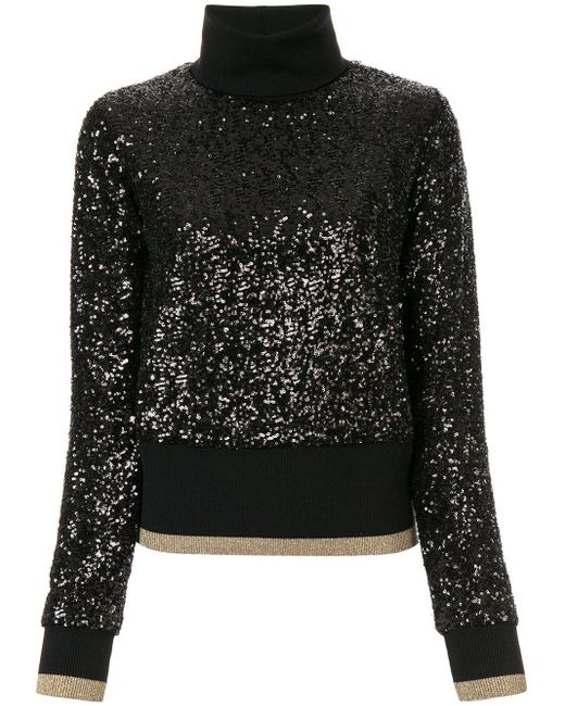 Dolce & Gabbana タートルネック セーター Black