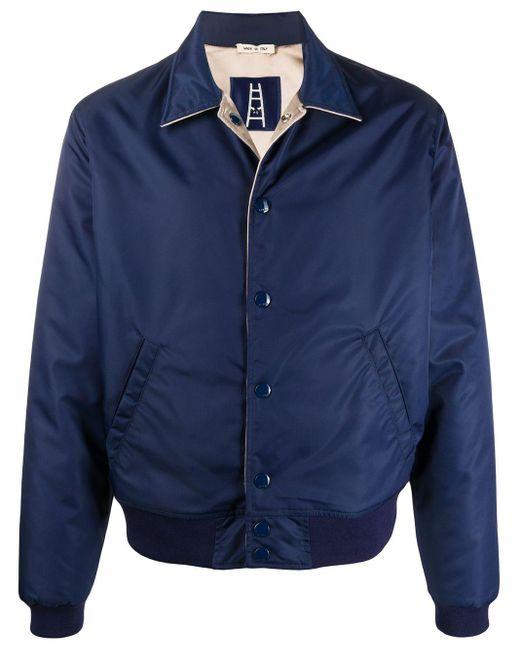 メンズ Marni ボンバージャケット Blue
