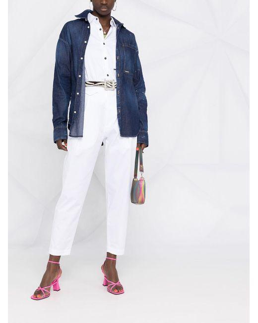 DSquared² シャツジャンプスーツ White