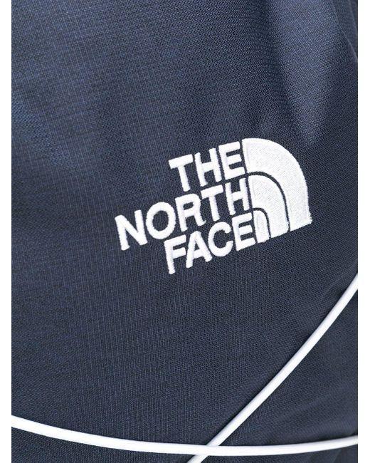メンズ The North Face ロゴ バックパック Blue