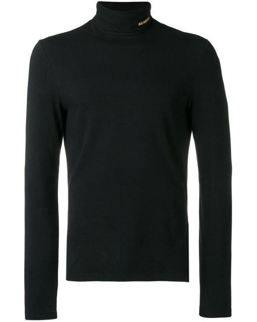 Top à col roulé CALVIN KLEIN 205W39NYC pour homme en coloris Black