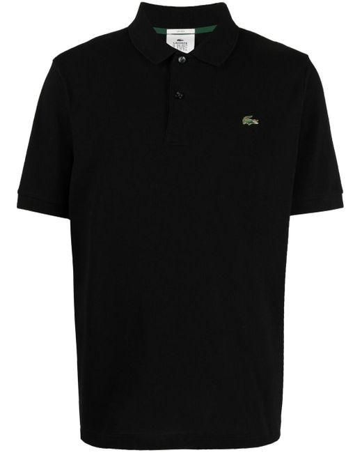 Рубашка Поло С Логотипом Lacoste, цвет: Black