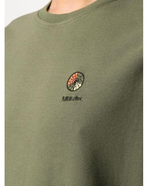 メンズ Raeburn グラフィック Tシャツ Green