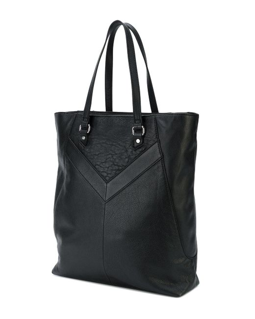 Low Cost zip-detailed tote bag - Black Diesel Cheap Sale Classic Buy Cheap Clearance Store gsMlPni