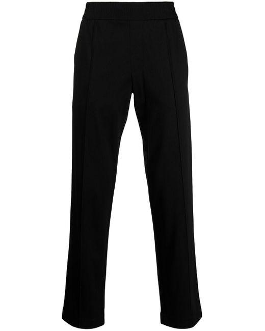 メンズ Emporio Armani イージーパンツ Black