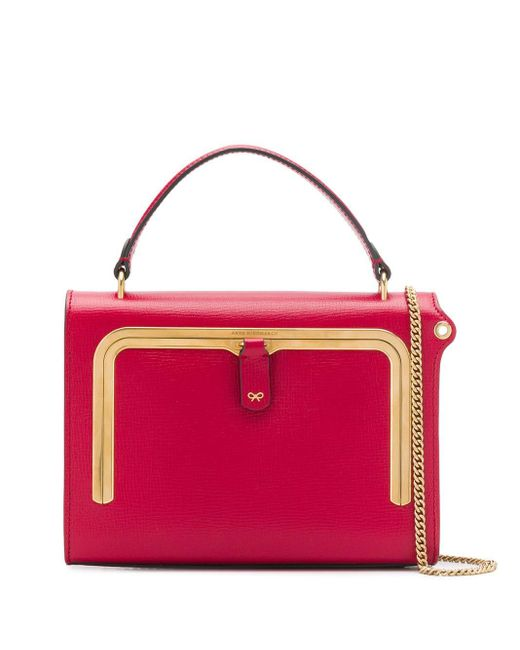Anya Hindmarch Postbox ハンドバッグ Multicolor