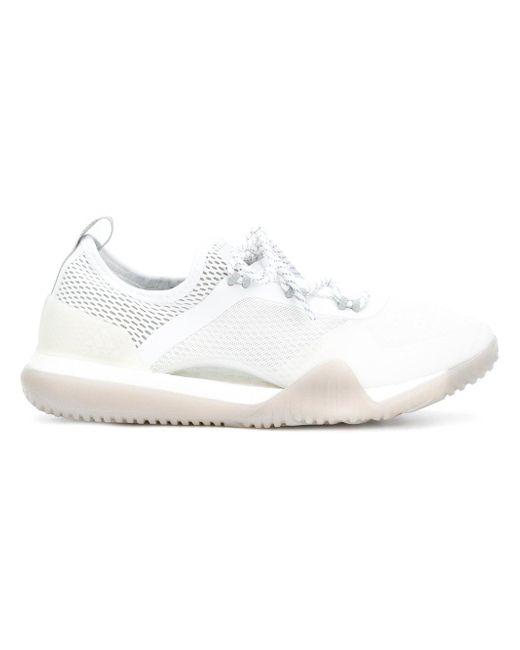 Adidas By Stella McCartney Pureboost X Tr 3.0 スニーカー White