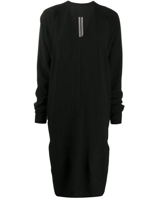 Rick Owens オーバーサイズ ドレス Black