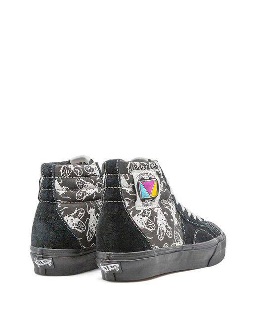 メンズ Vans Madrid Lx スニーカー Black