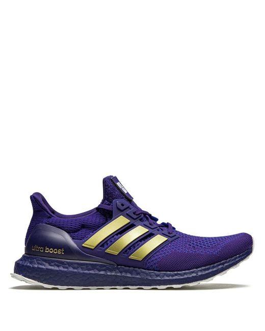メンズ Adidas Ultraboost 1.0 スニーカー Purple