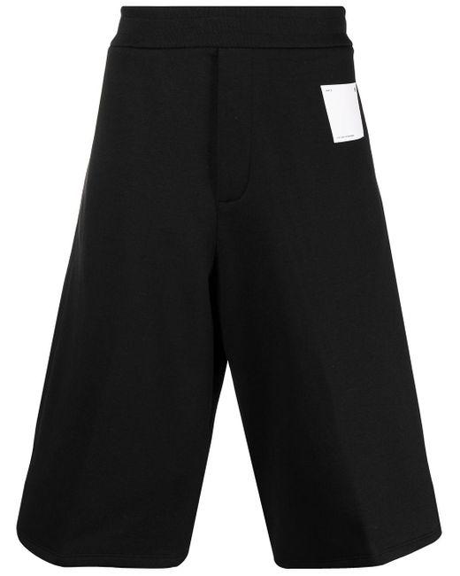 OAMC Knielange Shorts in Black für Herren