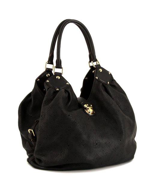 Сумка На Плечо Pre-owned С Монограммой Louis Vuitton, цвет: Black