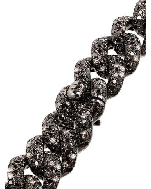 SHAY ダイヤモンド ブレスレット 18kゴールド Metallic