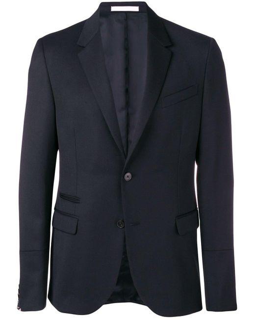 メンズ Valentino ロックスタッズ ジャケット Blue