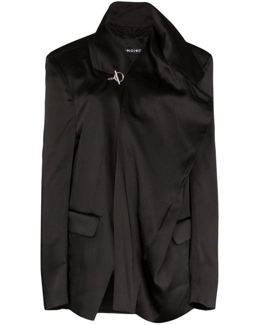 Y. Project オーバーサイズ ジャケット Black