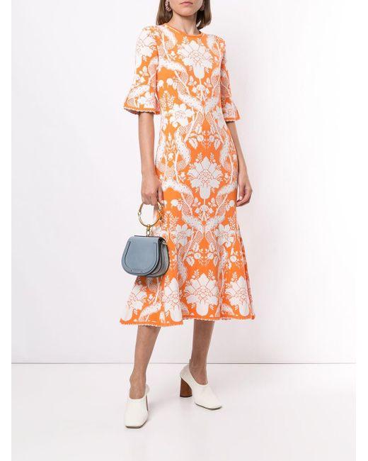 Alice McCALL Sittin Pretty ドレス Orange