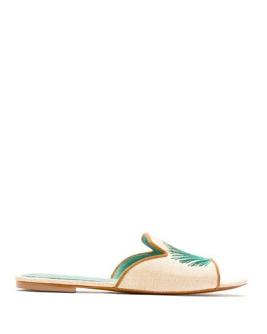 Blue Bird Shoes Palmeira サンダル Green