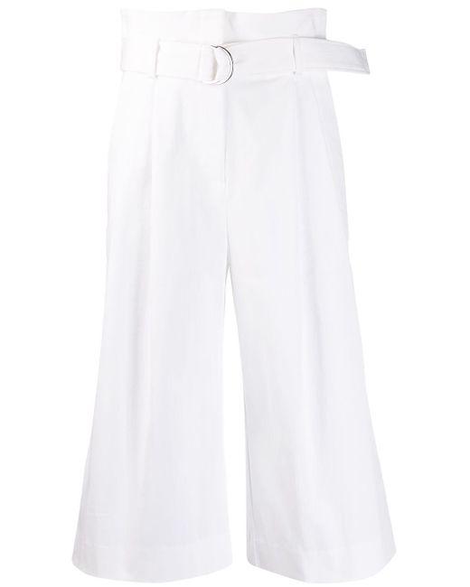 P.A.R.O.S.H. ショートパンツ White