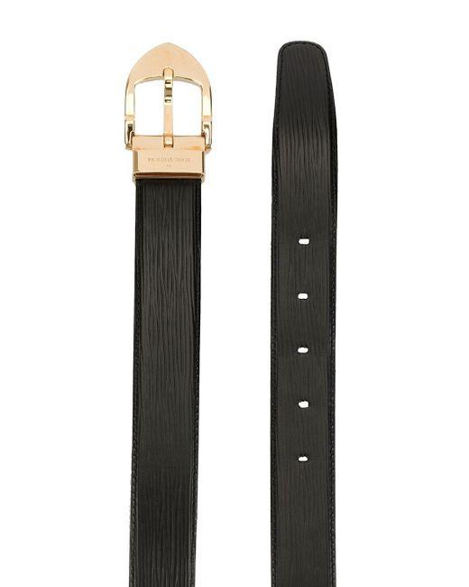 Ремень Ceinture С Пряжкой Louis Vuitton, цвет: Black