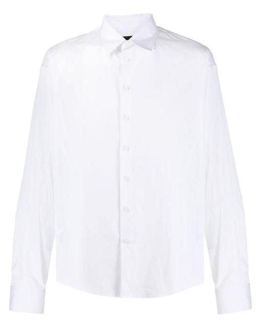 メンズ DSquared² プリント シャツ White