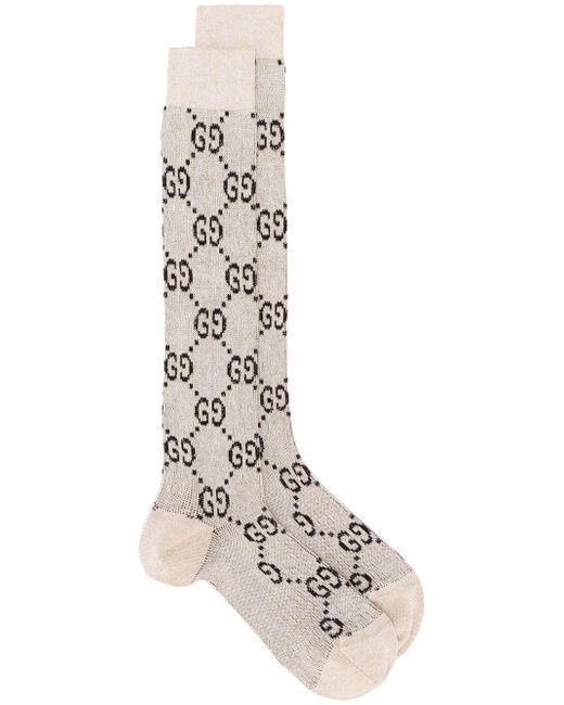 Gucci GGパターン 靴下 Multicolor